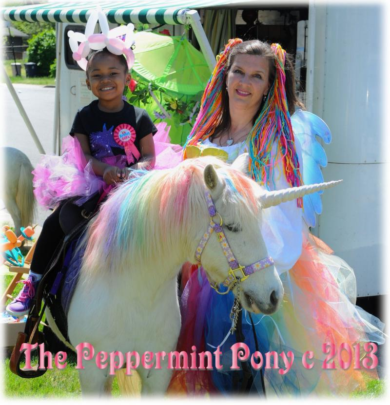 Rainbow Unicorn Party with Sparkle Plenty and Rainbow Fairy of the Peppermint